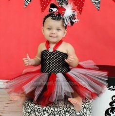 This listing is for the one piece Red, Black, and White Tulle Tutu Dress with a red satin halter tie as pictured in your choice of size. Over the Top Hair Bow and Headband ... #new #girlshairbows #bighairbows #overthetopbows #tutudresses #babyrompers ➡️ http://beautifulbowsboutique.com/products/girls-black-and-red-baby-tutu-dress-holiday-baby-girl?utm_campaign=products&utm_content=d4d2c041f9c045febd4663116779836c&utm_medium=pinterest&utm_source=sellertools