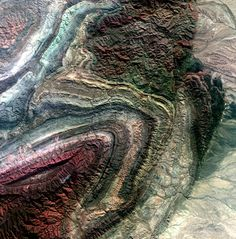 aster satellite - Mt Painter, Au