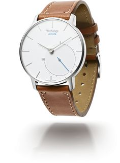 The new Withings Activité fitness watch. So much cooler than the sporty bands. When my Jawbone gives up someday I'm replacing it with this!