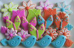 Shiny Happy Summer Cookies