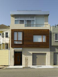 Randall Hillside Residence San Francisco - Programs - AIA San Francisco