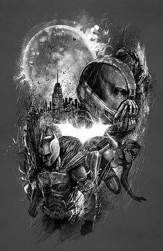 #Batman Dark Knight Rises