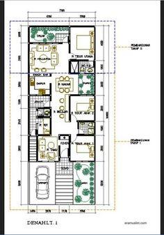 20 Desain Rumah 3 Kamar Tidur 1 Mushola Desain Rumah Modern Home