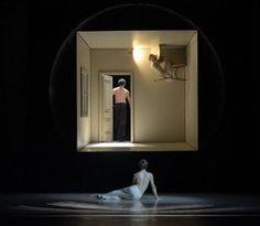 Image result for dance theatre set design