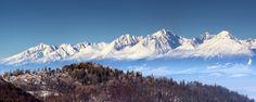 Vysoké Tatry panoráma