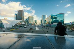 Observing La Défense by Giulio Rosso Chioso on 500px