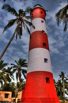 Lighthouse south India