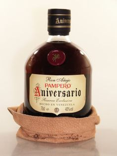 Rum / Rhum - Pampero Aniversario Rum