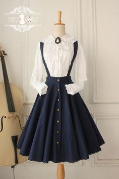 LolitaWardrobe.com — Recommended [-✔-Lolita Outfits For Daily Wear-✔-]...