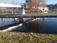 """ou Parque Verde é um espaço que  escolho inúmeras vezes para caminhar  ... relaxar ou simplesmente """"contemplar""""!!!        Coimbra ... uma be..."""
