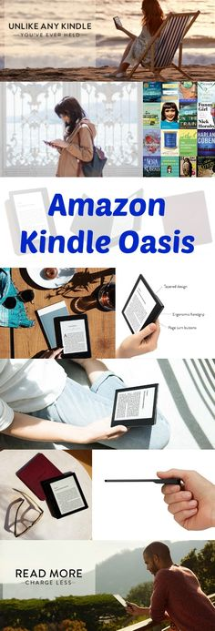Kindle Oasis from Amazon! The new, sleek, lightweight and ergonomically designed reader from Amazon! Learn more: http://lifesabargain.net/kindle-oasis/ | ad