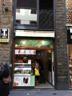 La Bottega del Gelato, Florence