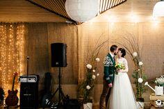 Аугуст и Лена. Свадьба в рустик стиле