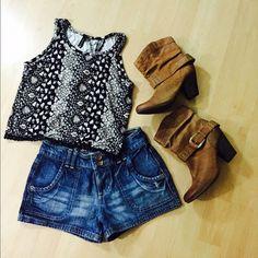 Denim shorts 100% cotton. Distressed denim shorts. Mossimo Supply Co. Shorts Jean Shorts