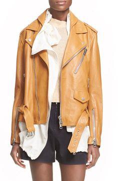 3.1 Phillip Lim Biker Jacket with Removable Vest available at #Nordstrom