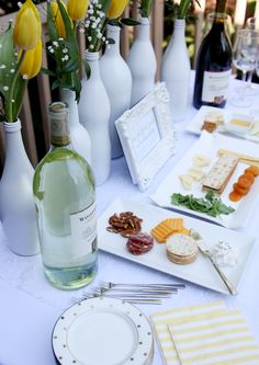 """The Perfect Pair"" Wine   Cheese Bridal Shower!"