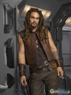 "Ronon Dex (Jason Momoa) - ""Stargate: Atlantis"""