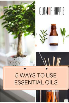 Here are 5 ways you can use essential oils to freshen your home