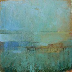 Jessie Pollock's painting | Helen Shulman