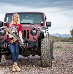 These Girls Love Diesel Trucks. Jeep Wrangler Girl, Jeep Wrangler Unlimited, Wrangler Rubicon, Jeep Wranglers, Jeep 4x4, Jeep Truck, Dodge Trucks, Trucks And Girls, Car Girls