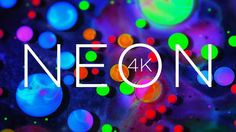 "https://www.behance.net/gallery/43758019/NEON-4K  video by Ruslan Khasanov (ruskhasanov.com) music by Moby ""Division""(music licensed for free from mobygratis.com)  Experiment with fluorescent paint, oil and water. I shot this video in 4K with Sony a7R II and Sony FE 90mm f/2.8 Macro G."