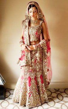 Latest Bridal Lehenga Designs 2017 | Pakistani Bridal Lehenga | PK Vogue
