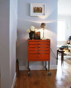 Could Orange Actually Be The New Black? If So, How Do We Use It at Home?