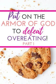As a Christian, you have a Biblical help to fight your cravings! You can stop overeating with these tips taken straight from the Word of God!