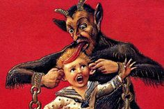 Krampus is now a major Christmas horror movie, and is starting to pop up beside Santa Claus in America now too. Who is Krampus? What does Krampus do, and how. Anti Santa, Carol Of The Bells, Beer Pairing, New Actors, Lord, Christmas Movies, Christmas Ghost, Dark Christmas, Christmas Vacation