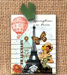 Wendylynn's Paper Whims: Springtime in Paris Tag