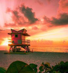 Miami Beach Florida by little_dove #miami #florida #miamibeach #sobe #southbeach #brickell #miamibeach