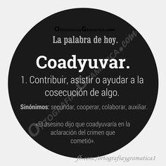 Coadyuvar