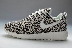 new product 44695 0c327 Muy baratas nike mujer zapatillas de running roshe run pattern leopardo, negras,beige,