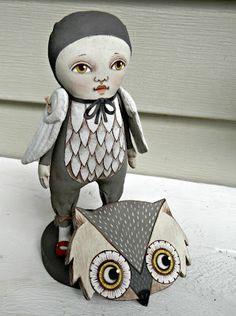 Owl Girl - Cart Before The Horse