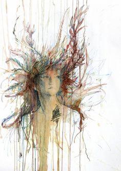 Британский художник Carne Griffiths