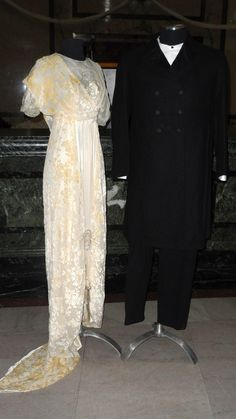1911 wedding dress Canadian Costume Museum