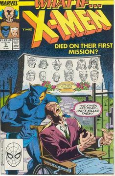 """Based on """"Giant-Sized X-Men Issue 1"""": The living island Krakoa absorbed mutant energy and sent Cyclops back for more. Enter the new team. In this story, Storm and Wolverine (Halle Berry and Hugh Jackman in the movie) are dinner."""