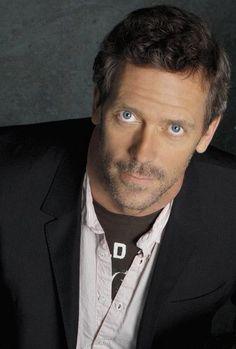 Hugh as House