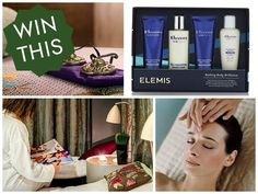 Apex 12 Days to Christmas Prize Giveaway - Day 4:  For today's prize we're giving away an all round pampering treat! Indulge yourself with an Elemis facial treatment at Yu Spa Edinburgh PLUS receive an Elemis Body Bathing Brilliance gift set!  You know the score folks - head to our facebook page then simply like, comment or share for a chance to win! #apex12daystoChristmas