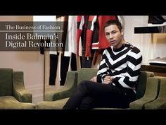 ▶ Inside Balmain's Digital Revolution - YouTube