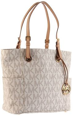 >>>Michael Kors OFF! >>>Visit>> Brand: Michael Kors Color: Vanilla Features: - Boost your signature look with this glam Michael Kors™ tote and you cant go wrong! - Tote-style shoulder bag constructed of logo-embossed PVC. Michael Kors Jet Set, Outlet Michael Kors, Michael Kors Tote, Handbags Michael Kors, Mk Handbags, Burberry Handbags, Replica Handbags, Chanel Handbags, Leather Handbags