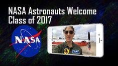 NASA Astronauts Welcome Class of 2017