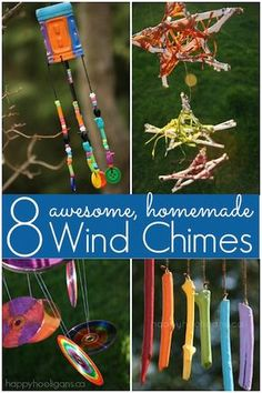 awesome wind chime crafts for kids copy