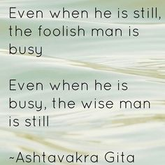 the foolish and the wise man.