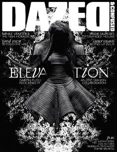 dazed and confused october 2008 cover