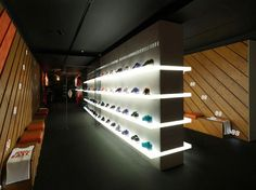 Nike Fuelstation concept store