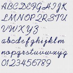 Bildergebnis für font books disney back stitching