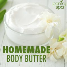 DIY Buffy Lush Bar & Body Butter Recipe Copycat | Pantry Spa