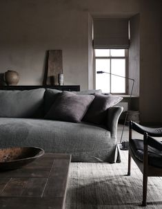 Gairnshiel: A Victorian Hunting Lodge Recast as a Luxe Belgian Style Retreat - Interior Ideas Wabi Sabi, Home Interior, Interior Architecture, Living Room Designs, Living Spaces, Earthy Home Decor, Belgian Style, Dark Interiors, Design Interiors