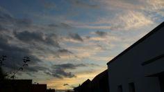 Sundown at Rethmar south.